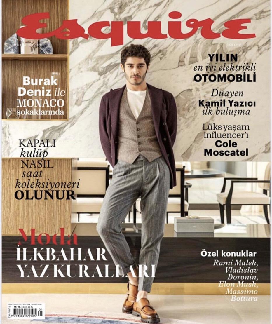 Esquire Turkey